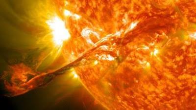 NASA опубликовало получасовое видео, демонстрирующее Солнце во всём его величии