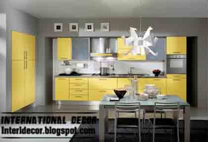 Yellow kitchen designs ideas photos 2016 for Kitchen design ideas 2016