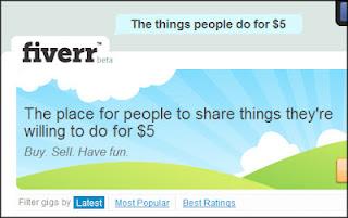 أفضل خمس مواقع للعمل عبر الإنترنت