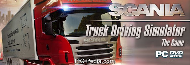 Scania Truck Driving Simulator Extended-FLT PC Game Download