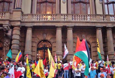 Ato histórico em São Paulo pelo Estado da Palestina Já - foto 13