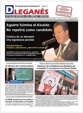 Edición impresa de Marzo 2015