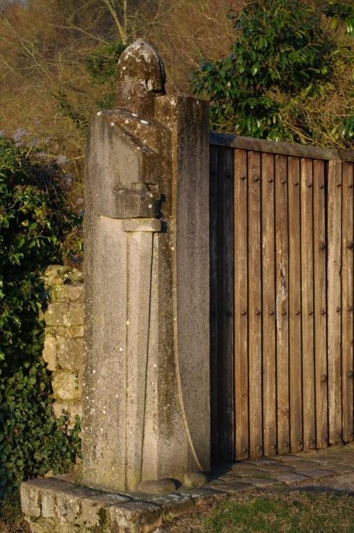 Charmes m connus du hurepoix rochefort en yvelines 2 autour de l 39 glise du ch teau fort - Declaration porte fort heritier ...