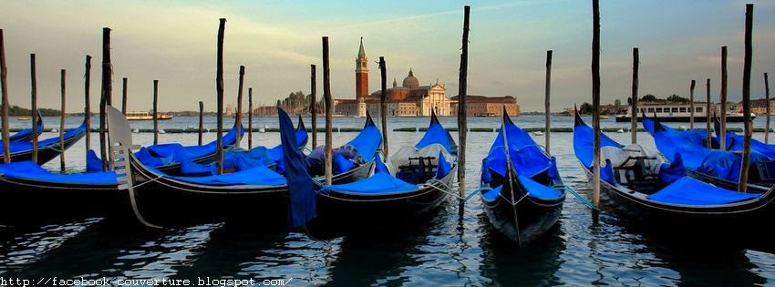 Couverture facebook venise 1