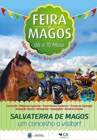 Salvaterra de Magos- Feira de Magos 2016- 6 a 15 Maio