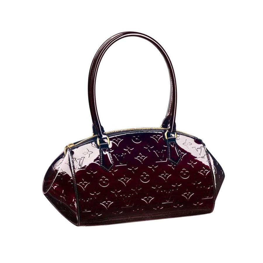 Louis Vuitton Monogram Vernis Sherwood PM M91493