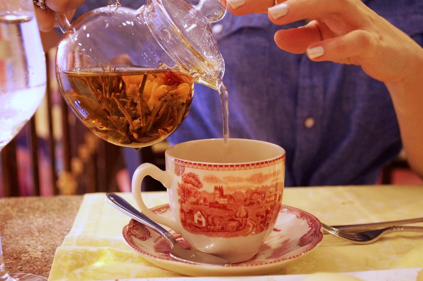 Chez Titi, Tea Shop Panama
