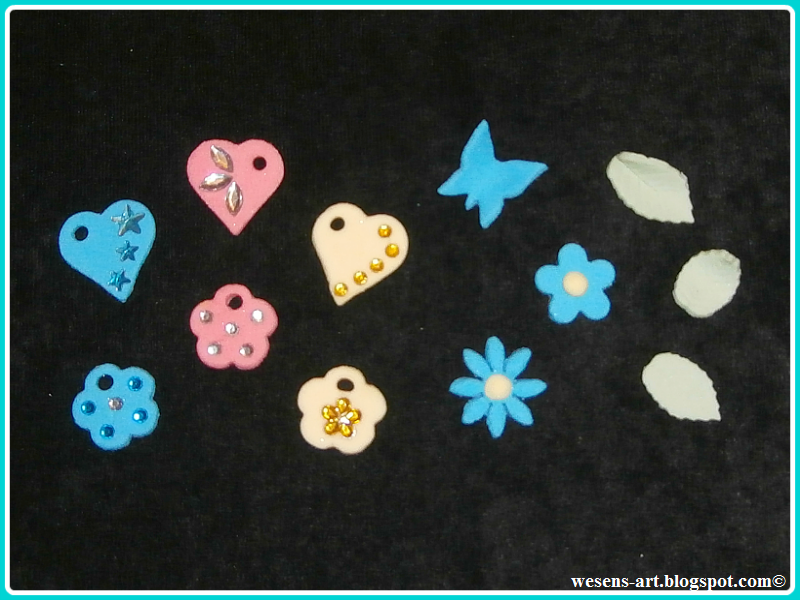 DIY playdough wesens-art.blogspot.com