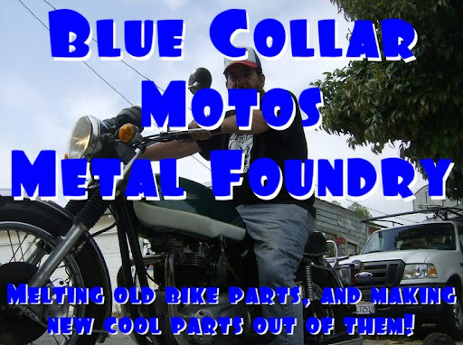 Blue Collar Motos Metal Foundry