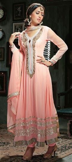 new party salwar kameez for bridal 2015