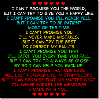 Happy promise day quotes 2016 images