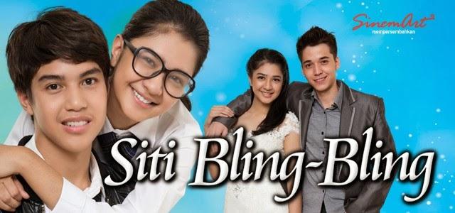 Daftar Para Pemain Sinetron Siti Bling Bling