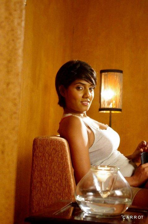 Manik Wijewardana   Sri Lanka Hot Model and Actress   Sl