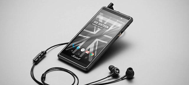 Marshall bringt ein Musik Smartphone heraus - Lautestes Mobiltelefon der Welt | Das ist London