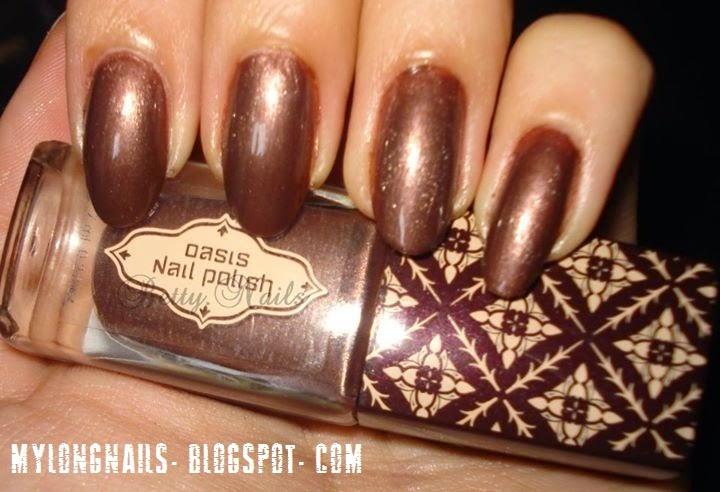 Long Nails: Betty nails - 2