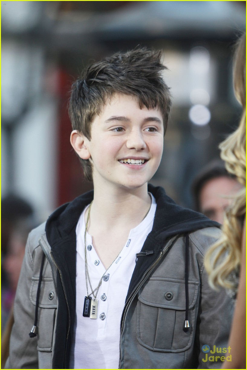 Greyson Chance Universe: Photos - Greyson Chance at the ...