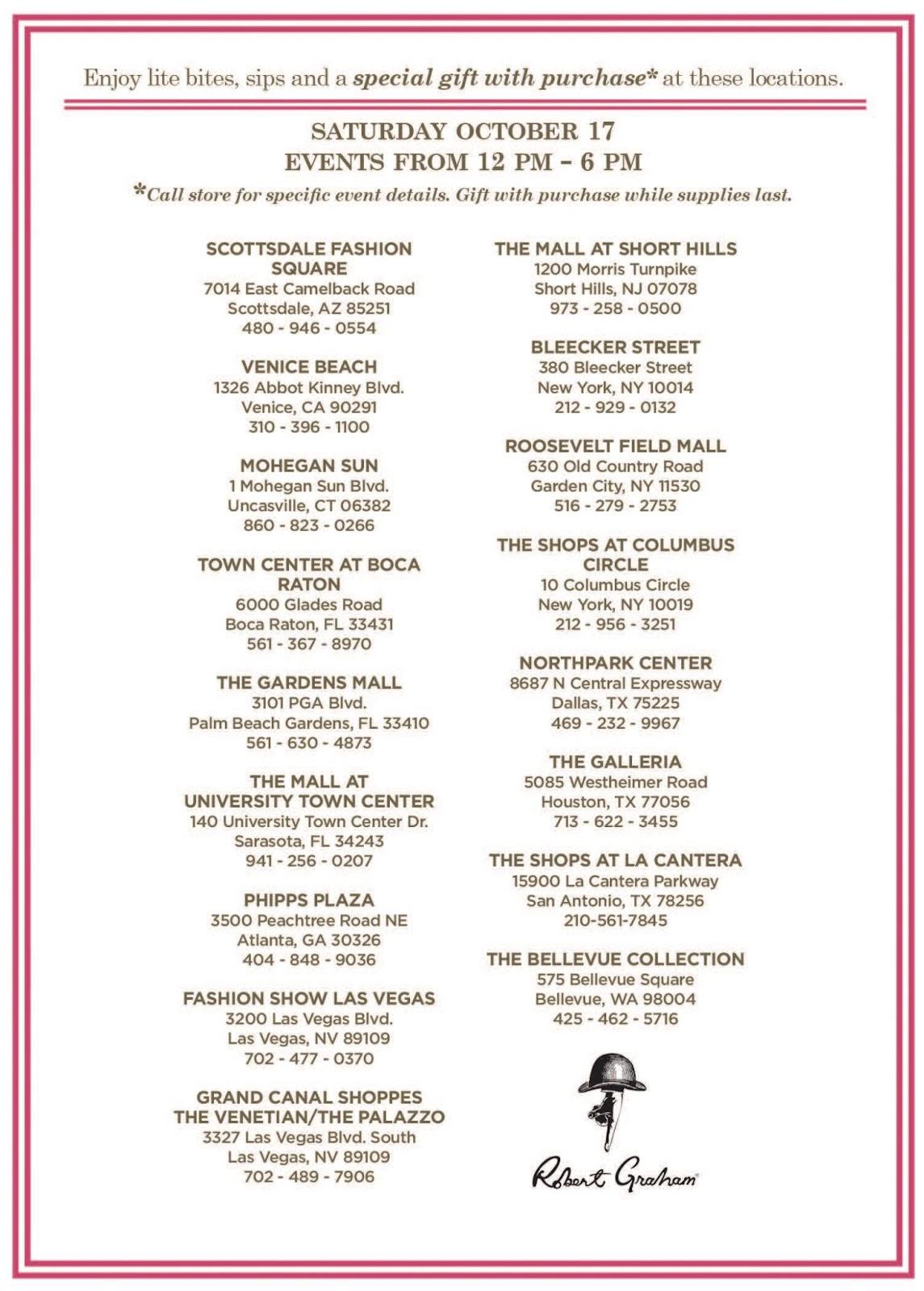 buffet menu templates