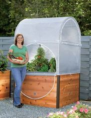 Canadian Country Woman: Raised Garden Beds