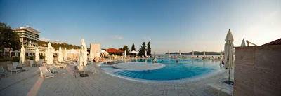 Located right by the sea: the Radisson Blu Resort & Spa, Dubrovnik Sun Gardens