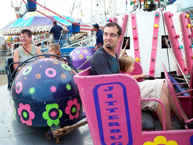 jitterbug ride
