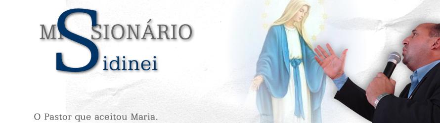 Missionário Sidinei Veiga »