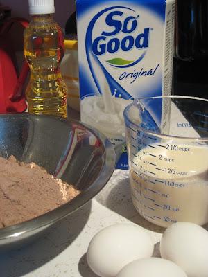 So Good Cake Recipe
