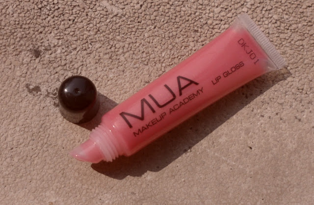 Review: MUA Lip Gloss Shade 5