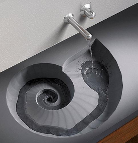 designer sink 8