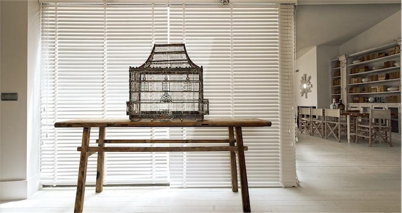 antigua jaula japonesa