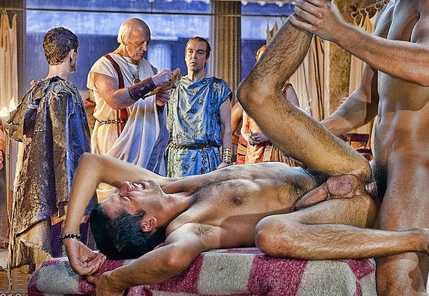 Смотреть порно римлянены