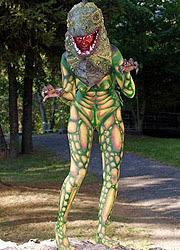 Mujer dinosaurio 2014