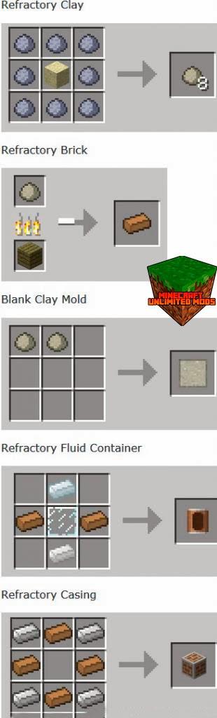 Foundry Mod Minecraft crafteos