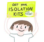 Colouring Activity Kits