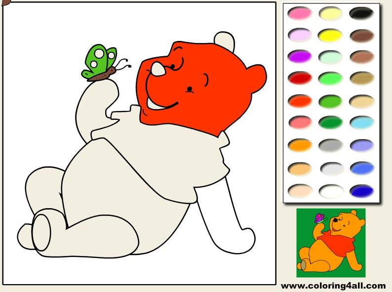 Best Coloring4all Gallery - Triamterene.us - triamterene.us