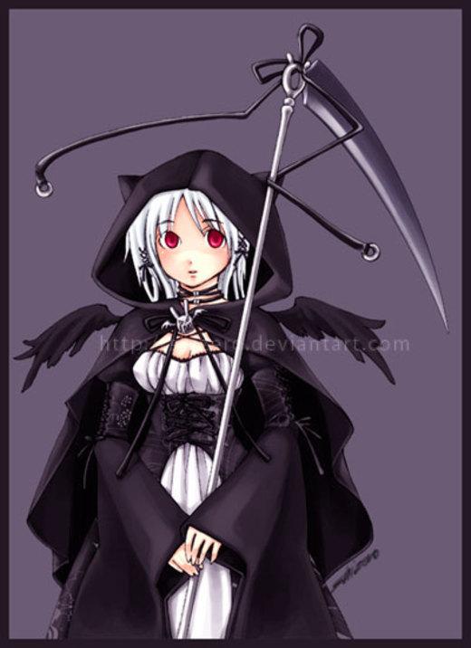 Angel of Death por shizero