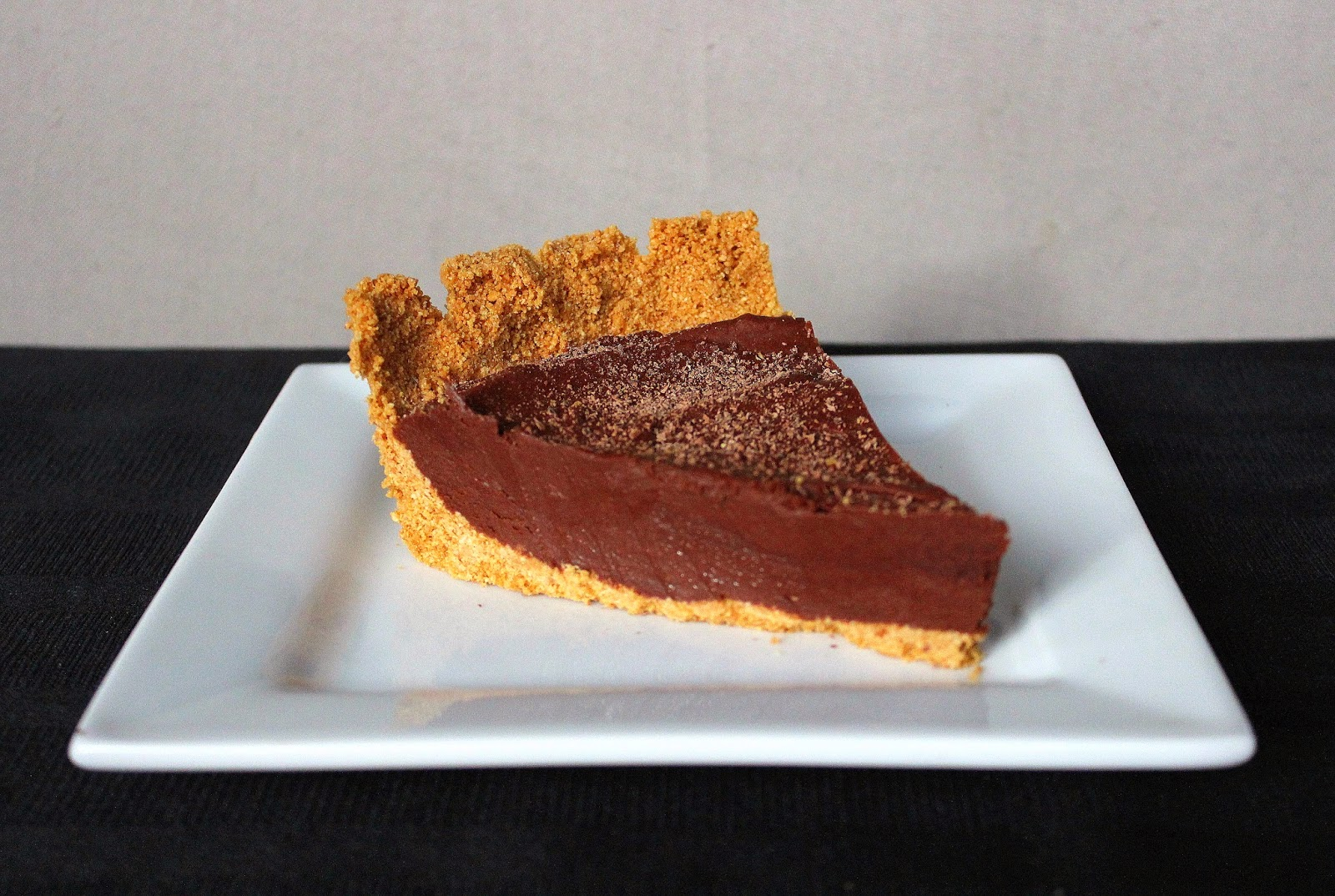 PicNic: Chocolate Mousse Pie