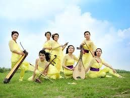 Tổ chức sự kiện Trần Gia - Cho  thuê nhóm nhạc dân tộc