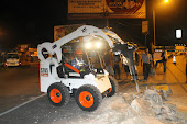 Steer Skid Loader CSP.SL.1