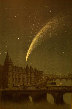 Комета Донати | Андрей Климковский