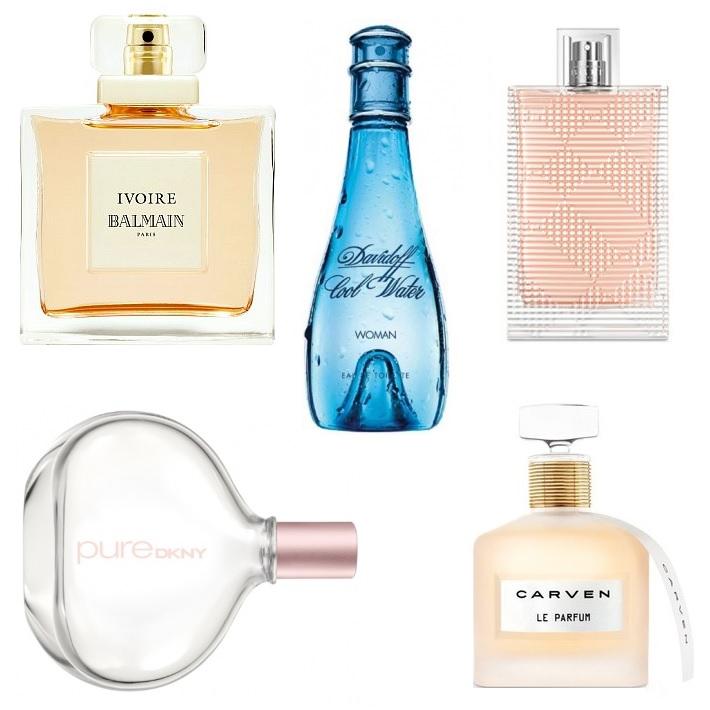 Perfumy-prezenty na Dzień Kobiet