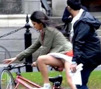 Katrina Kaif's panty show