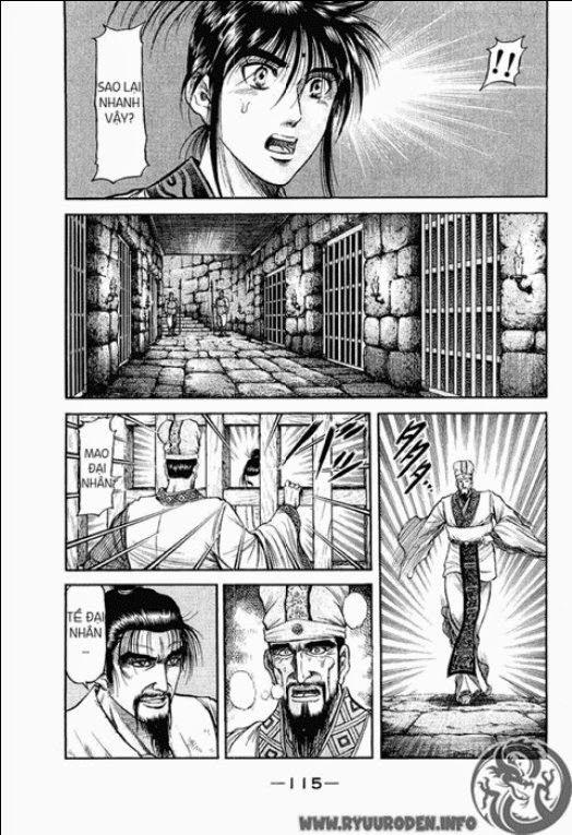 Chú Bé Rồng - Ryuuroden chap 81 - Trang 23