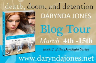 Death Doom and Detention, Darynda Jones