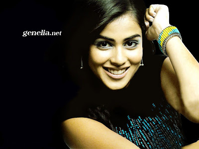 Wallpapers of Genelia D Souza