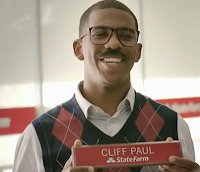 Chris Paul plays Cliff Paul in State Farm ad