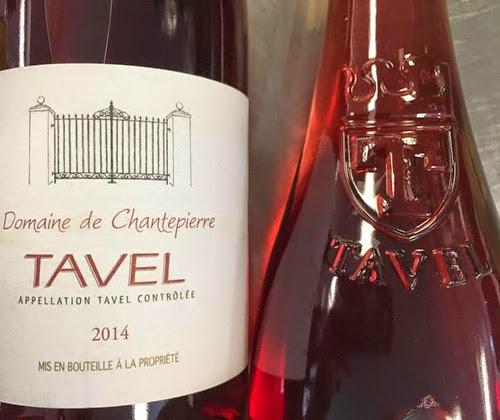 Domaine de Chantepierre Tavel 2014