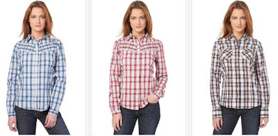 camisas Lee Cooper
