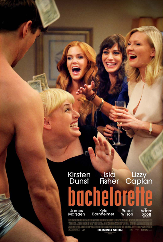 Watch Bachelorette Movie Online Free 2012