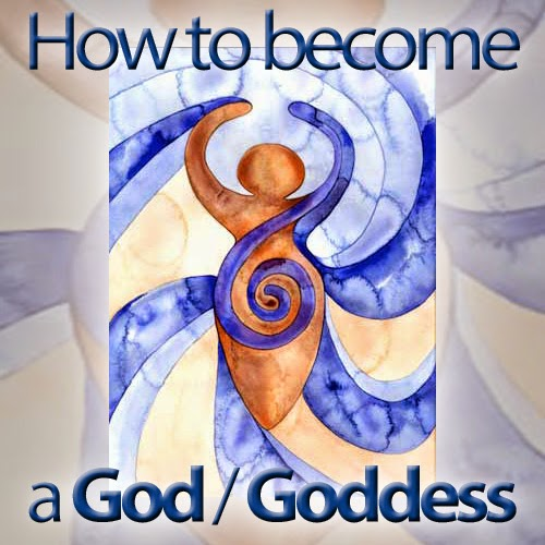 be a Goddess be a God be Divine
