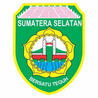 Logo Provinsi Sumatera Selatan Vektor Coreldraw